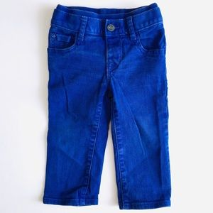 Other - Pull On Indigo Jeans